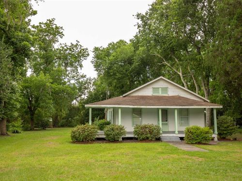 Beautiful Acreage Tract Classic : Live Oak : Suwannee County : Florida