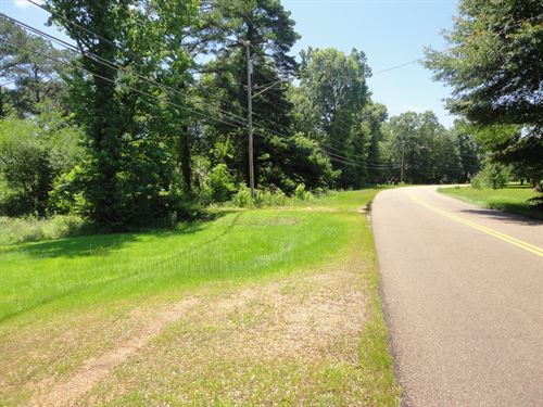 Lot 1.7 Acres Brookhaven Lincoln : Brookhaven : Lincoln County : Mississippi