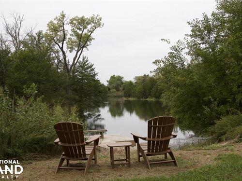Stunning Cabin And Strip Pit Getawa : Walker : Vernon County : Missouri