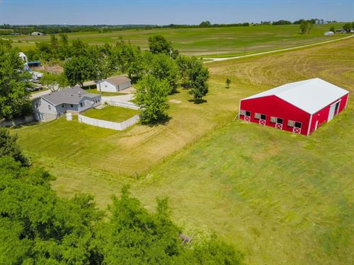 3 Bedroom, 2.5 Bathroom Country : Maryville : Nodaway County : Missouri