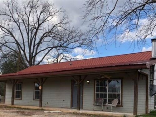 Country Home For Sale : Winona : Smith County : Texas