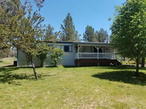 Quiet Country Home 2Bdr/2Bth, 1,188 : Alturas : Modoc County : California