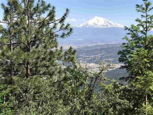 Land For Sale in Yreka, California : Yreka : Siskiyou County : California