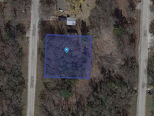 .25 Acres For Sale In Grayson Cnty : Pottsboro : Grayson County : Texas