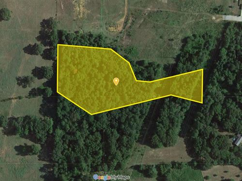 7.4 Acres For Sale In Overton, Tx : Overton : Smith County : Texas