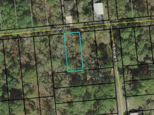 .14 Acres For Sale In Saint August : Saint Augustine : Saint Johns County : Florida