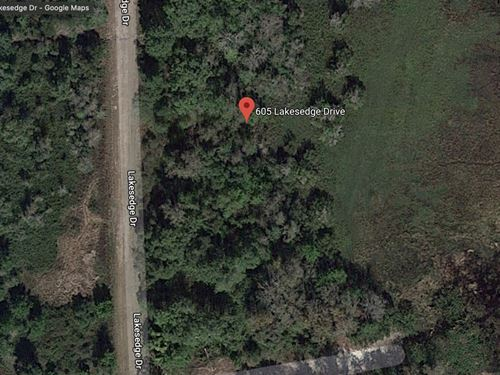 .27 Acres For Sale In Lake Placid : Lake Placid : Highlands County : Florida