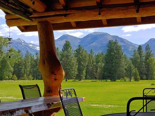 Swan Song, Recreational Retreat : Condon : Missoula County : Montana