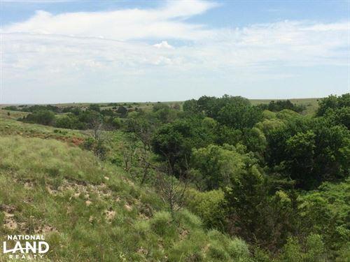 The Monticello Ranch : Sun City : Barber County : Kansas