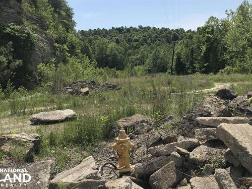 186 Acres in Lawton, KY : Lawton : Carter County : Kentucky