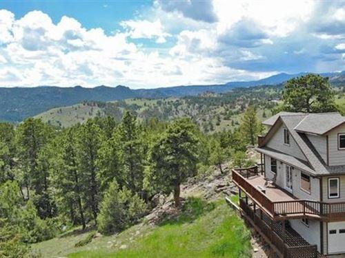Peaceful Northern Colorado Mountain : Livermore : Larimer County : Colorado