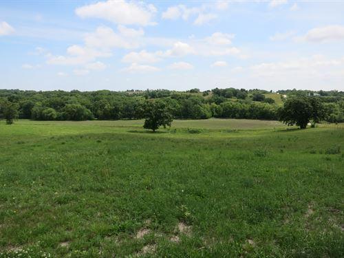 80 Acre Tract in NW Missouri : Bethany : Harrison County : Missouri