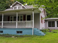 Beautiful Mountain Home For Sale : Shawsville : Floyd County : Virginia