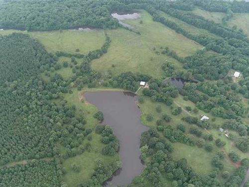 East Texas Hunting Club For Sale : San Augustine : Texas