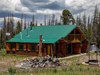 Saguache Elk Lodge : Saguache : Saguache County : Colorado