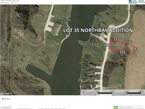 Lot Lake Thunderhead in North MO : Unionville : Putnam County : Missouri