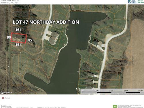 Lake Thunderhead Lake Lot For Sale : Unionville : Putnam County : Missouri