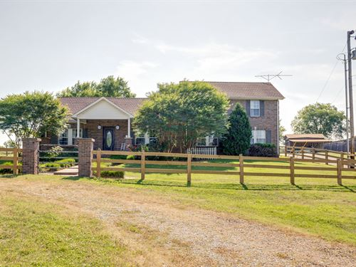 Home 6.93 Acres Maury County : Columbia : Maury County : Tennessee