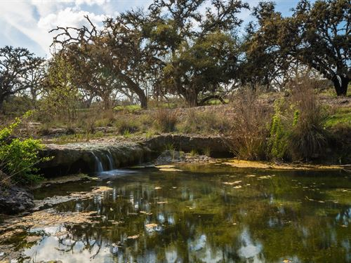95 Acres-Hill Country Land Close to : Comfort : Kendall County : Texas