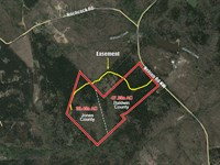 2 Lots Sold Together : Milledgeville : Baldwin County : Georgia