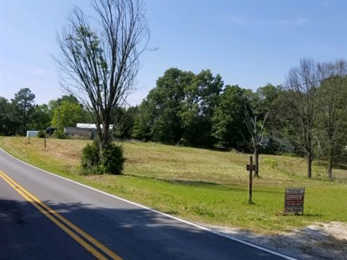 Big Enough For Your Dreams : Trezevant : Carroll County : Tennessee