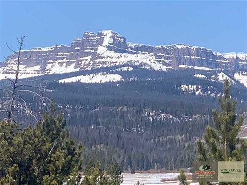 Rare Private Parcel Surrounded by : Dubois : Fremont County : Wyoming