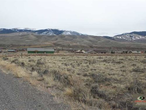 Build Your Dream Home In The Covet : Dubois : Fremont County : Wyoming
