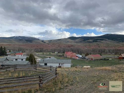 Fantastic Investment Opportunity : Dubois : Fremont County : Wyoming