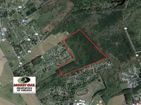62 Acres of Residential Developmen : Franklin : Franklin County : Virginia