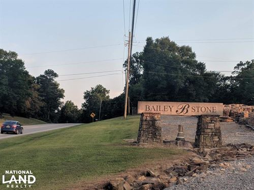 Decorative Sandstone Quarry & Comme : Oneonta : Blount County : Alabama