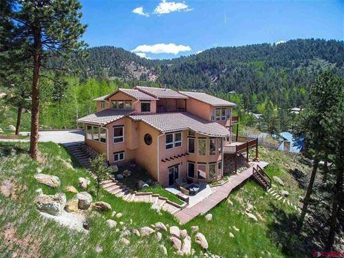 Custom Southwestern Home Woodland : Woodland Park : Teller County : Colorado