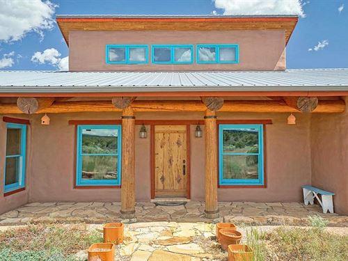 Ranch Style Home 40 Acres South : Montrose : Colorado