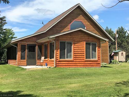 Lake Home Lake Cabin Miller Lake : Finlayson : Pine County : Minnesota