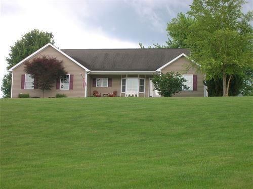 SW Virginia Home Views Move-In : Crockett : Wythe County : Virginia