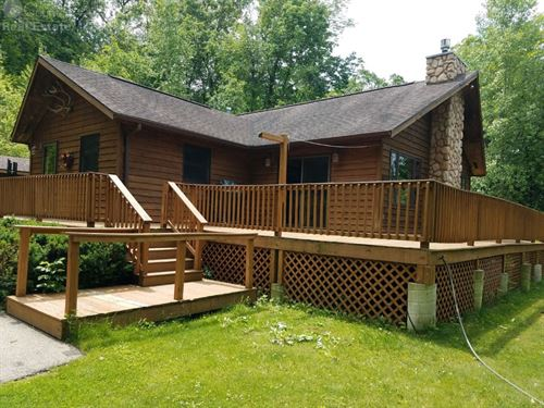 Hunting Property Well Maintained : Ferryville : Crawford County : Wisconsin