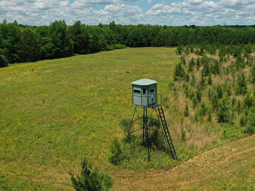 Turnkey Retreat Hunting : Sandersville : Washington County : Georgia