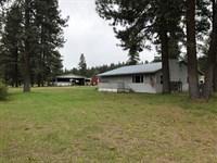 Cute, Ranchette : Bonanza : Klamath County : Oregon