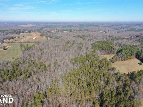 Hunting And Recreation Property : Salisbury : Rowan County : North Carolina