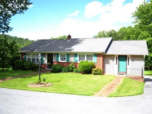 Creekside Property 3 Bedrooms 2 : Atkins : Smyth County : Virginia