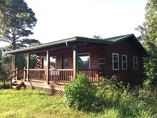 Cabin For Sale in The Ozarks : Eureka Springs : Carroll County : Arkansas