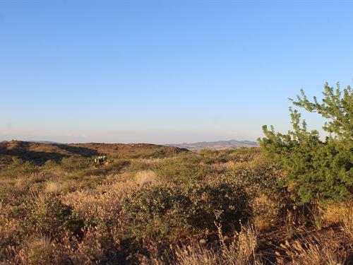 High Desert, Gated Community : Mayer : Yavapai County : Arizona