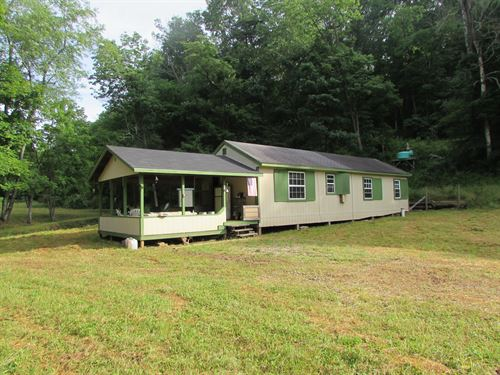 Beautiful Acreage With A Wildlife : Middlebou : Tyler County : West Virginia