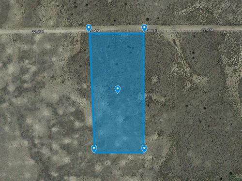 5.4 Acres For Sale In Blanca, Co : Blanca : Costilla County : Colorado
