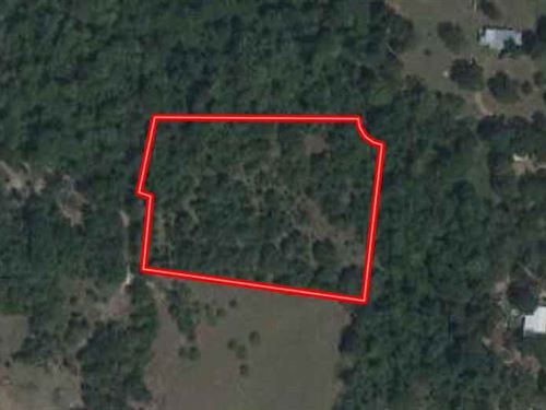 Unrestricted 3.113 Acres : North Zulch : Madison County : Texas