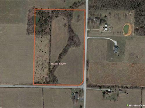 15-Acre Build Site Near Willard : Willard : Greene County : Missouri