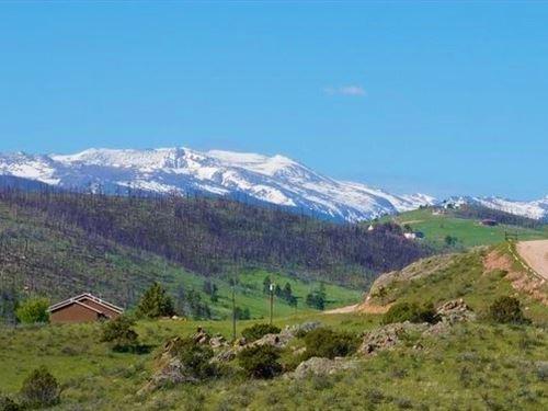 Northern Colorado Acreage : Livermore : Larimer County : Colorado
