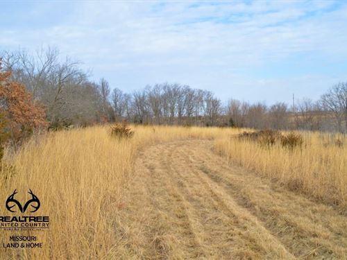 Chillicothe, MO Recreational Farm : Chillicothe : Livingston County : Missouri