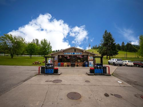 Excellent Business Opportunity : Medimont : Kootenai County : Idaho