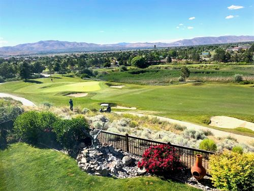 Home Golf Course Nevada, Red Hawk : Sparks : Washoe County : Nevada