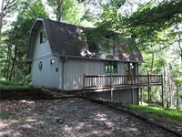 3 Br 2 Ba Chalet Home in Bent Tree : Jasper : Pickens County : Georgia